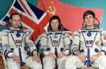 Helen Sharman OBE - first Britain in space onboard Soyuz-TM12, Mir & Soyus-TM11 #2